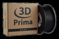 3D Prima Basic PLA - 1-75mm - 1 kg - Schwarz
