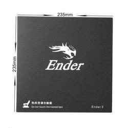 Creality 3D Ender-3 - Bauplattform-Oberfl�che sticker 235x235 mm