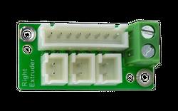 Flashforge Creator Pro 2 Right Extruder Board