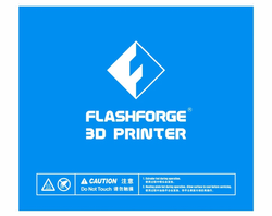 Flashforge Guider II - 2 3D-Druckoberfläche 305x263 mm