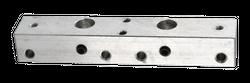 Metall-Extruder-Block MK10 für 4S Wanhao