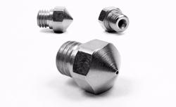 Micro Swiss - 0-4 mm - Nozzle für MK10 vollmetallisches Hot-end nur A2 - gehärteter Stahl