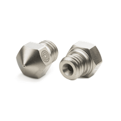 MK10 Nickel Plated Copper Nozzle 0-25 mm (For all-metal hot-ends)   - 1 pcs