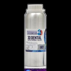 Monocure 3D - Rapid Dental Resin - 1-25 l - Grey