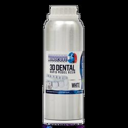 Monocure 3D - Rapid Dental Resin - 1-25 l - White