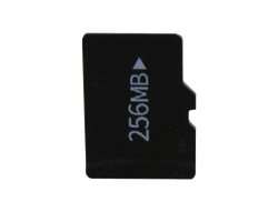 P120 V4 Stock Micro SD card 256 MB