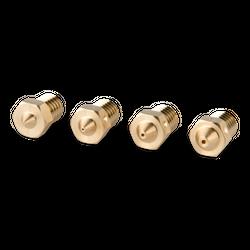 PrimaCreator P120 unterschiedliche Grössen Messing Nozzle x 4