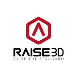 Raise3D Pro2 Heated Bed Assembly