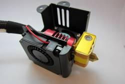 Vollst�ndiges Hotend mit Ventilator und Halterung - Creality 3D CR-10S 400
