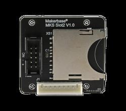 Wanhao D12 500 - SD card reader