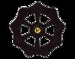 Wanhao D12 - M4 leveling nut- handwheel