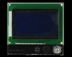Wanhao Duplicator i3 - LCD-Display