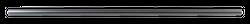 X-Achsen-Stangen für Wanhao Duplicator i3 Serie