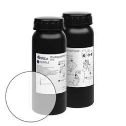 XYZprinting UV Resin-2 x 500 ml Flaschen - klar (XYZ Superfine)